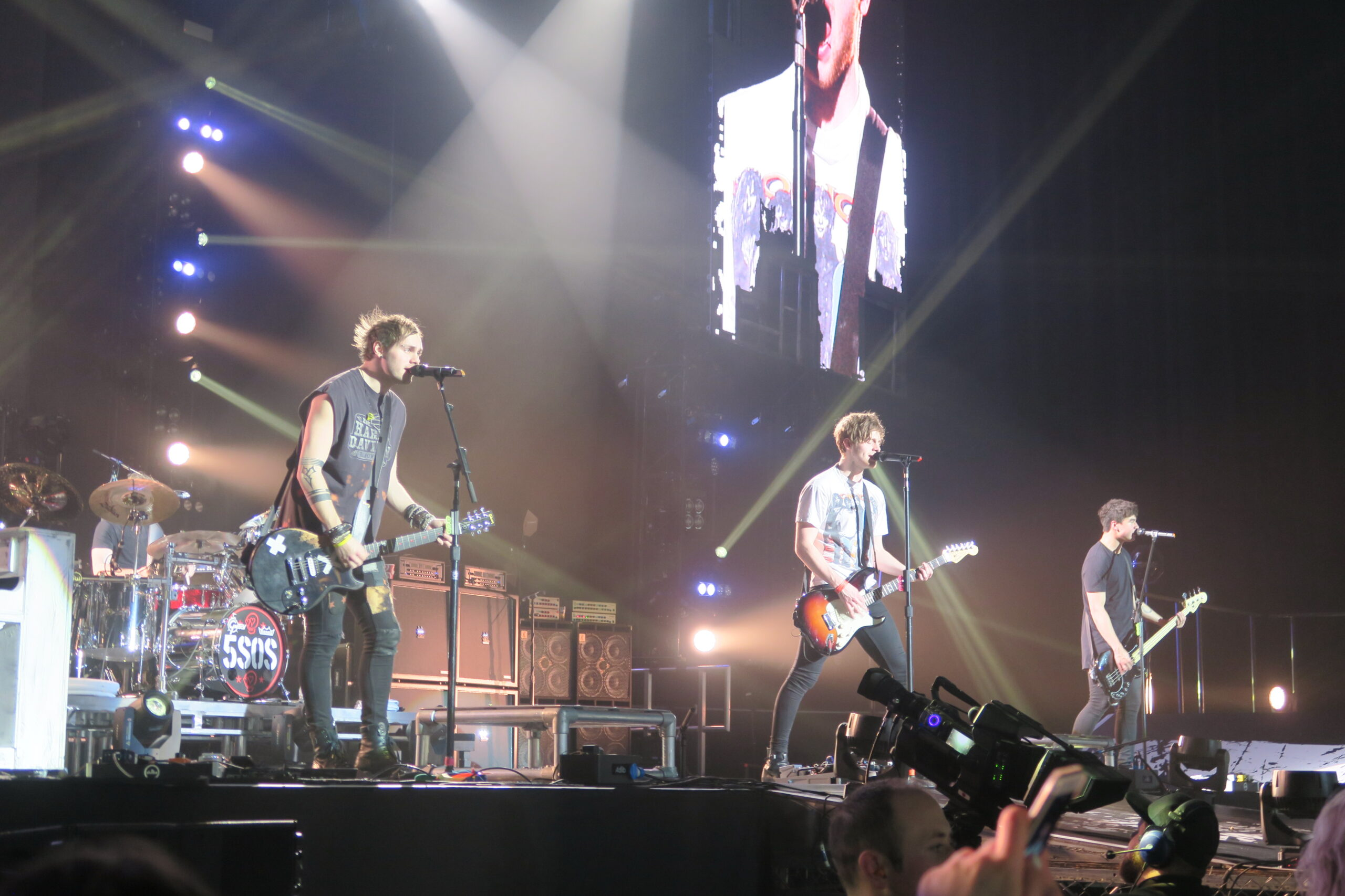 Sounds Live Feels Live Tour in Dublin