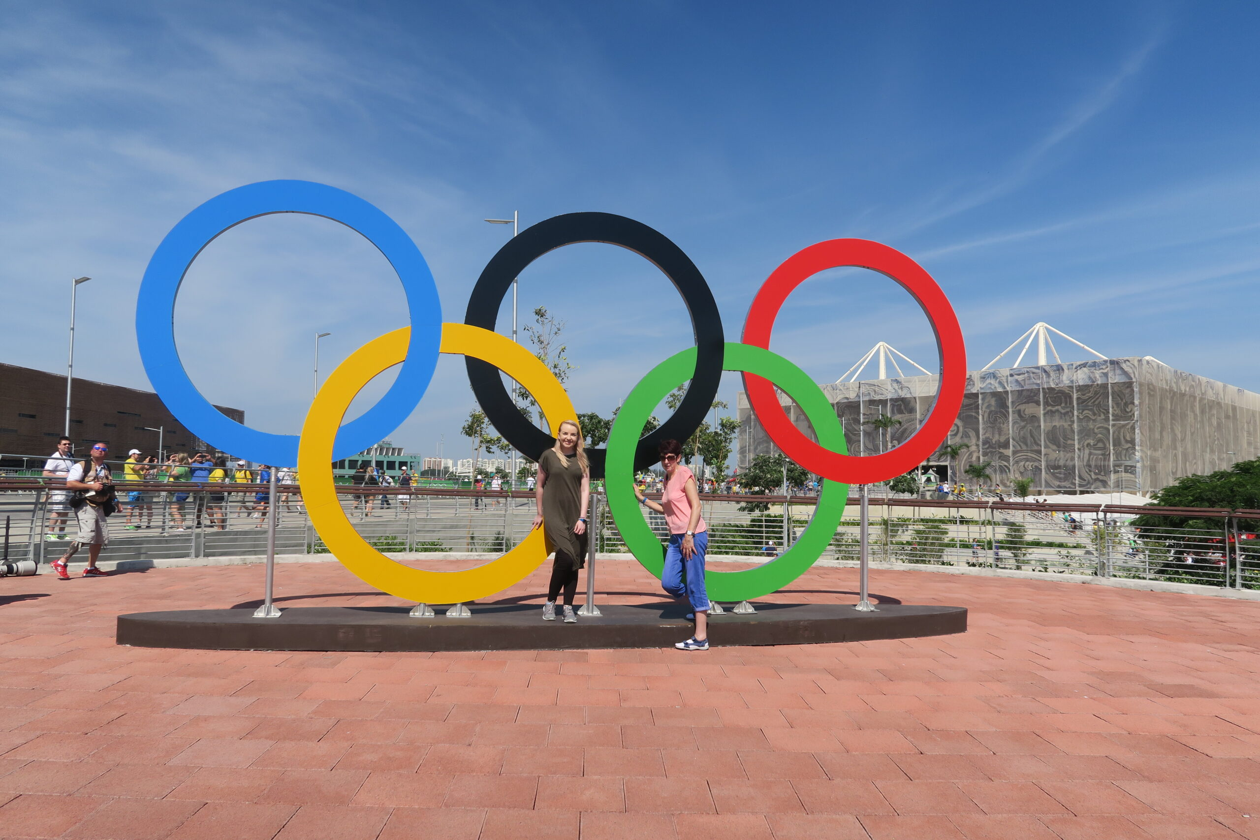 My Trip To The Rio 2016 Olympic Games