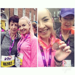 VHI WOMEN'S MINI MARATHON 2017