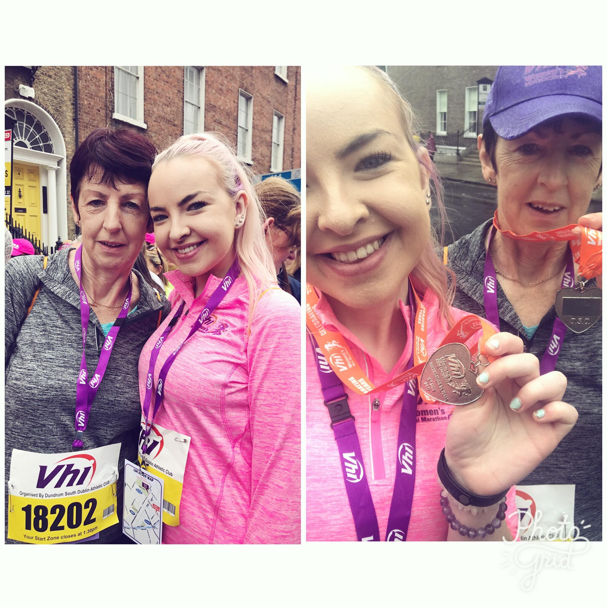 VHI Women's Mini Marathon 2017!