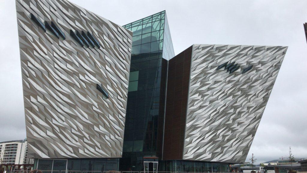 Midweek adventures to Belfast