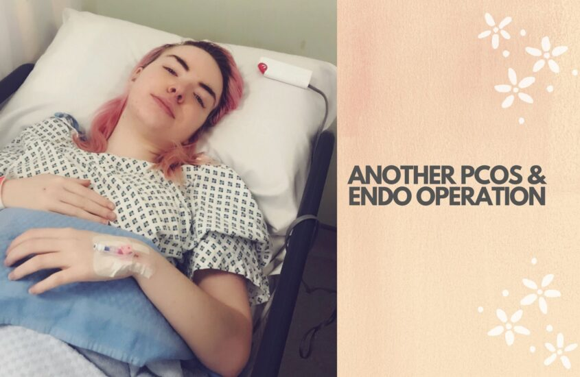 Another PCOS & Endo Operation