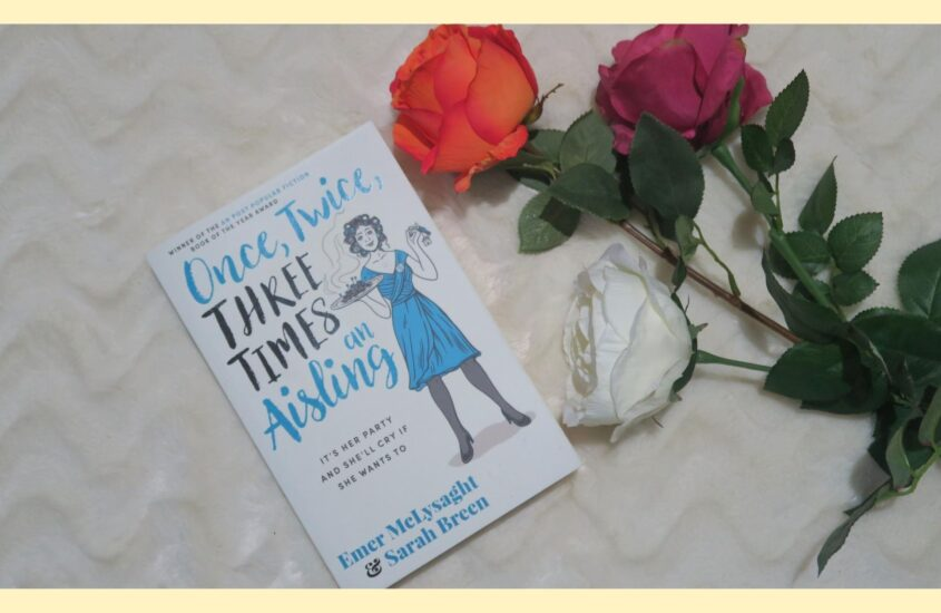 BOOK REVIEW: ONCE, TWICE, THREE TIMES AN AISLING