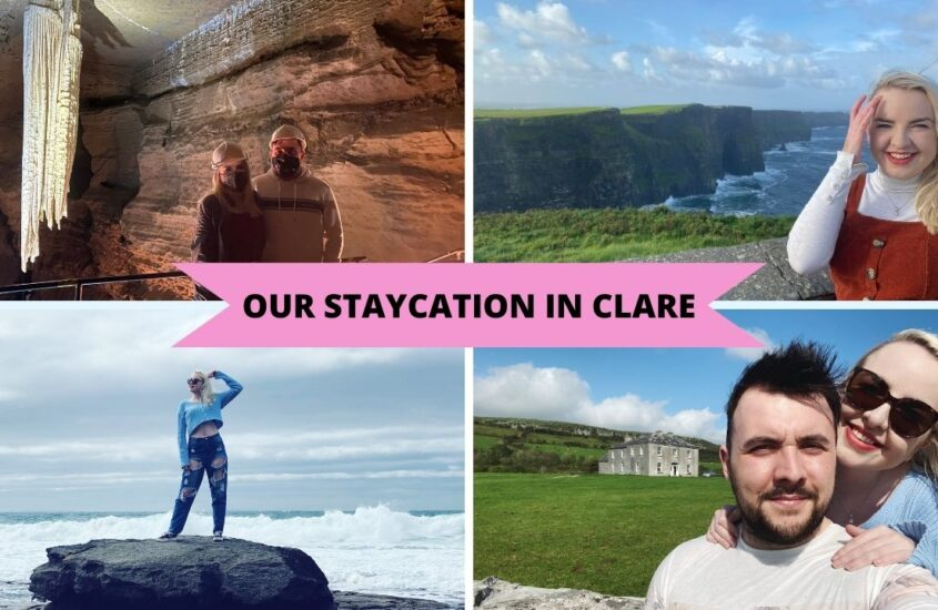Our Staycation in Clare